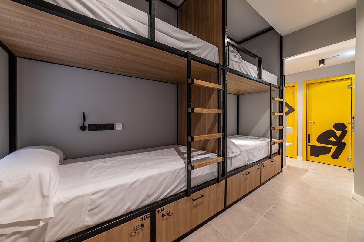 Sorteo estancia en Petit Hostel Madrid