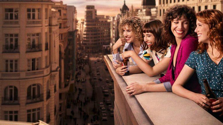 Valeria sitios de Madrid que salen en la serie @Netflix